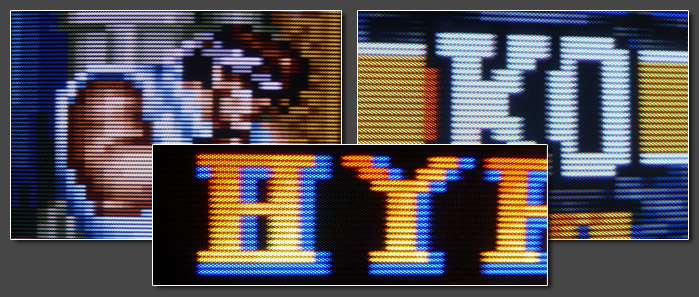 Deinterlacing, Scaling, Processing: Classic videogame systems on LCD