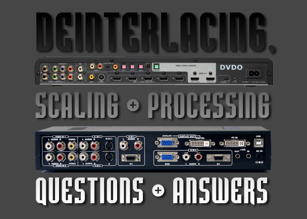 Deinterlacing, Scaling, Processing: Special OSSC Review Edition
